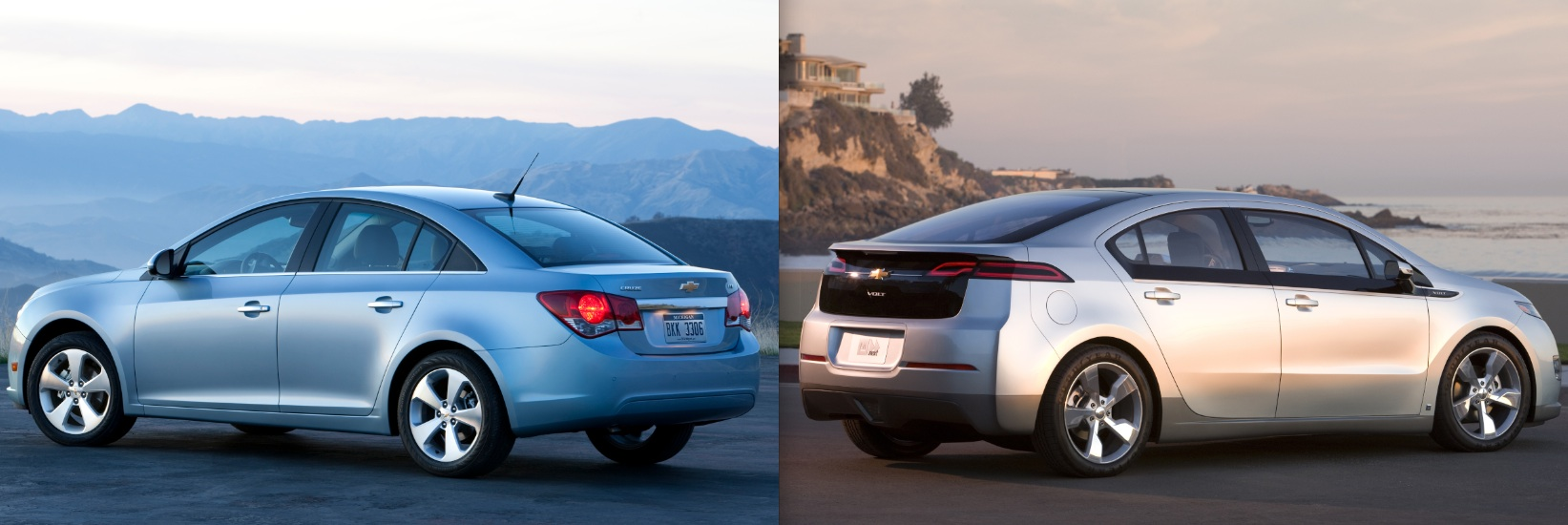 Could A Chevrolet Volt Cost Less To Own Than Cruze Gm 2011 Chevy Battery Problem Ltz And Shown Because Kiplinger Compared 2011s The Same Should Hold True For 2012 Models