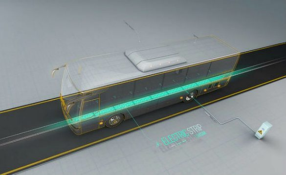 Israeli Wireless Tech Could Lead to In-Road C…