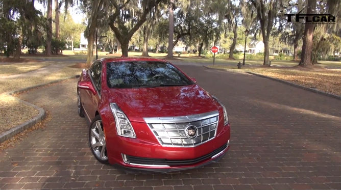 Cadillac moving to NYC; ELR will be revised