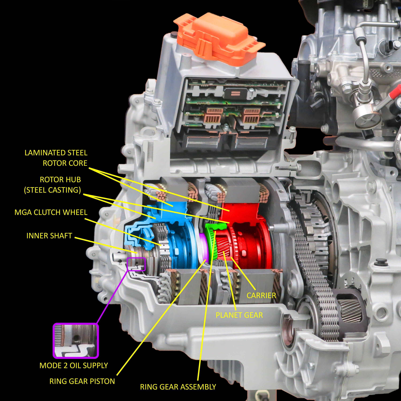 2016 Volt Transmission Observations  GMVOLT  Chevy Volt Electric Car Site GMVOLT  Chevy