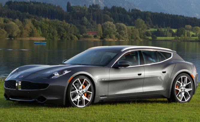 Fisker News: A second go-around for Fisker?