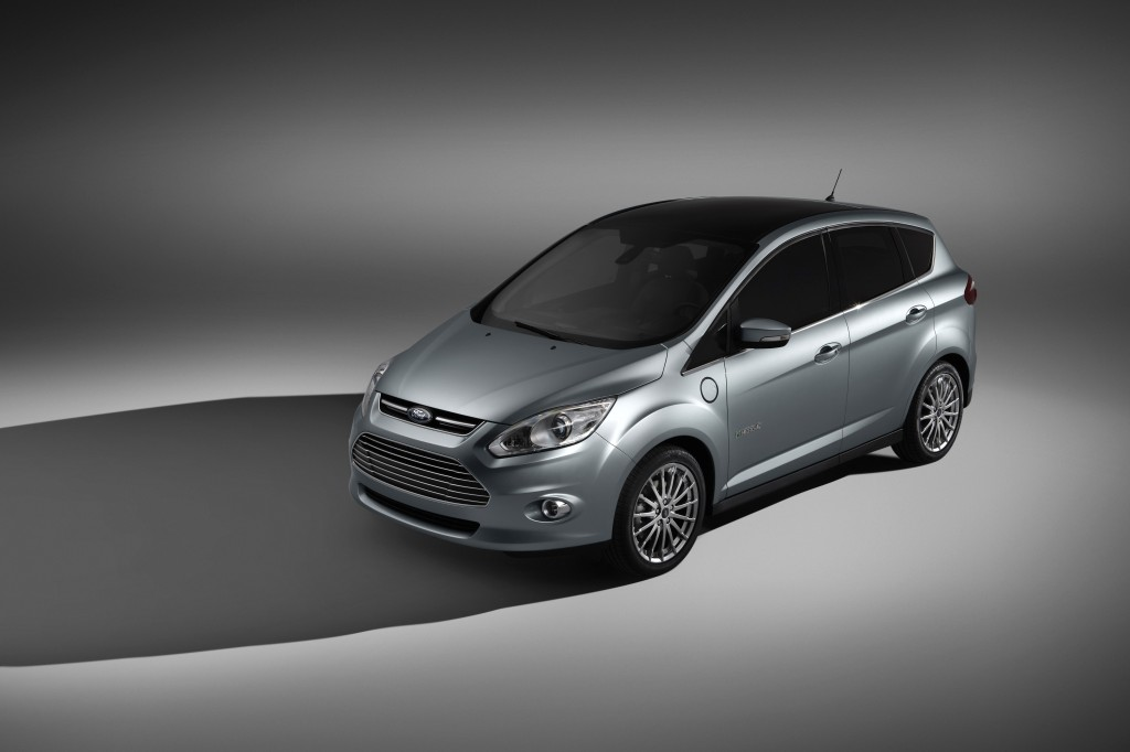 Ford C Max Energi. Ford is making good on its