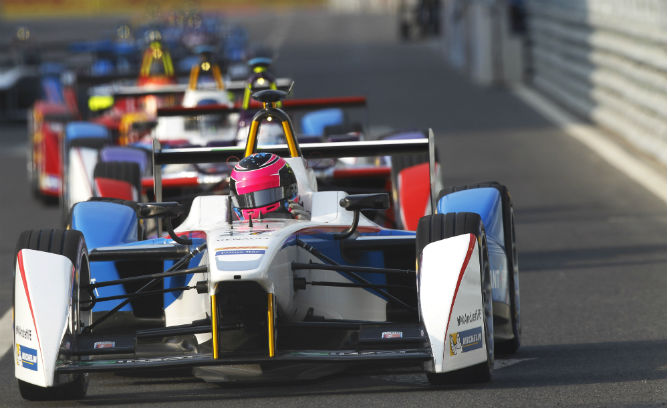 How Formula E stands to benefit electric cars