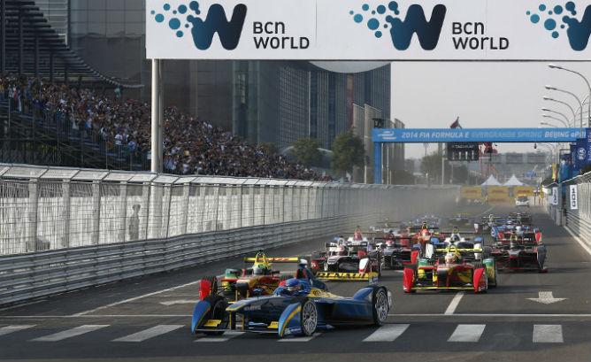 Inaugural Formula E 'ePrix' Won by Di Grassi …