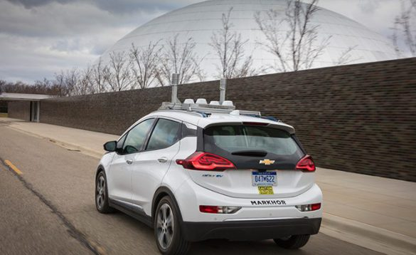 GM Could Soon Roll Out World's Largest Autono…