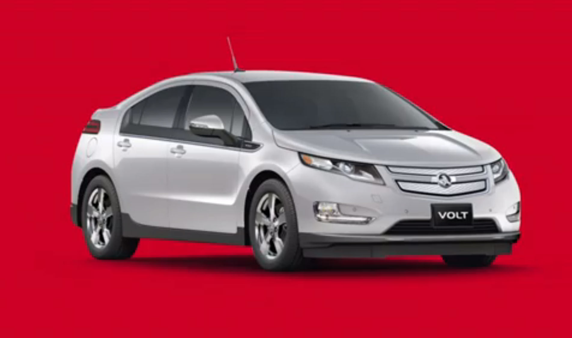 if You Owned a Holden Volt