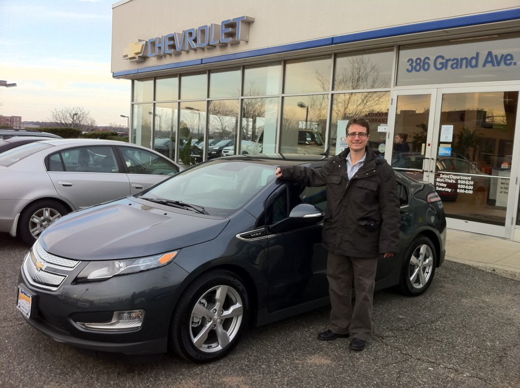 Chevy Volt Lease >> Why I Chose To Buy Not Lease The Chevy Volt Gm Volt