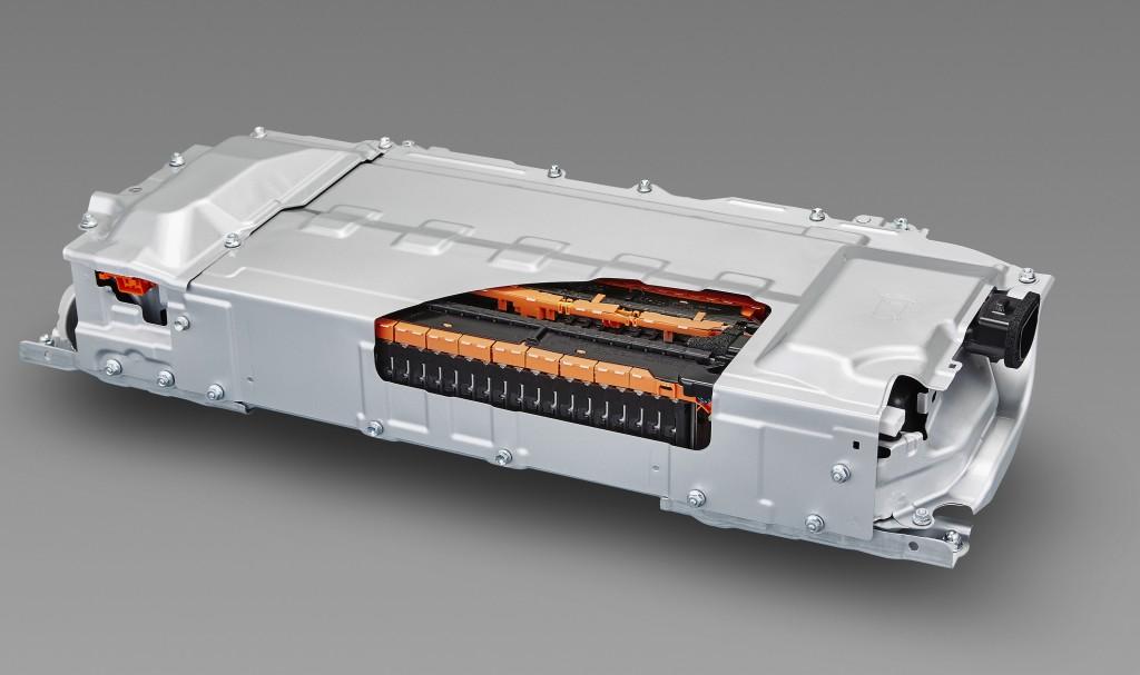 Optional new li-ion battery.