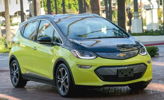 GM's Maven Car-Sharing Service Adds Bolt EVs …