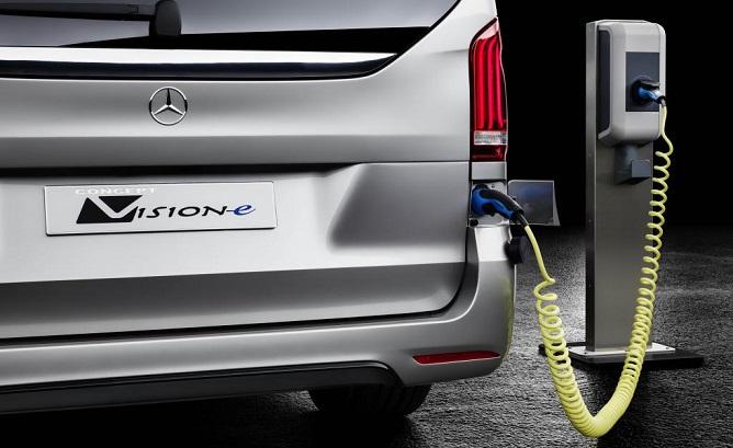 Mercedes-Concept-V-ision-e