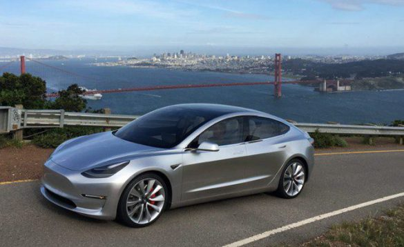 Tesla Model 3 Specs Unveiled In Leaked Produc…