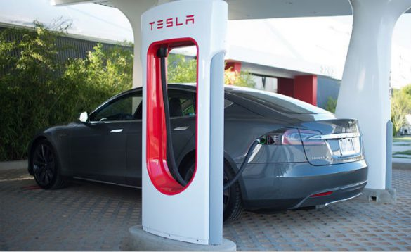 Tesla Talking About Opening Supercharger Netw…