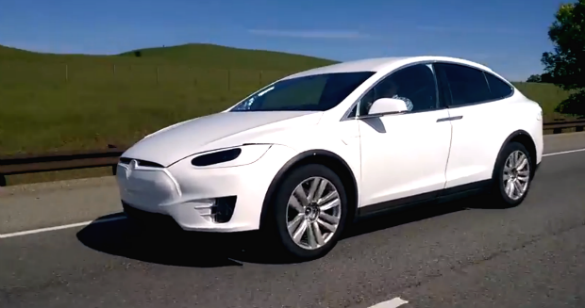 Can Tesla surf the wave with Model X through …