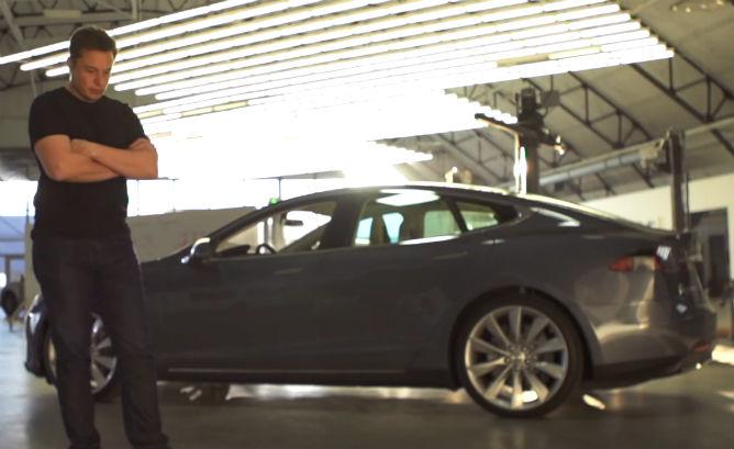 Musk_Tesla