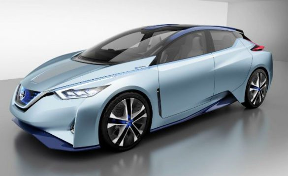 Nissan Leaf Generation Two To Be Revealed In …