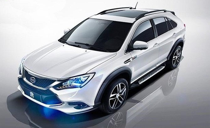 BYD Tang Hybrid SUV Has More Power Than a Cor…
