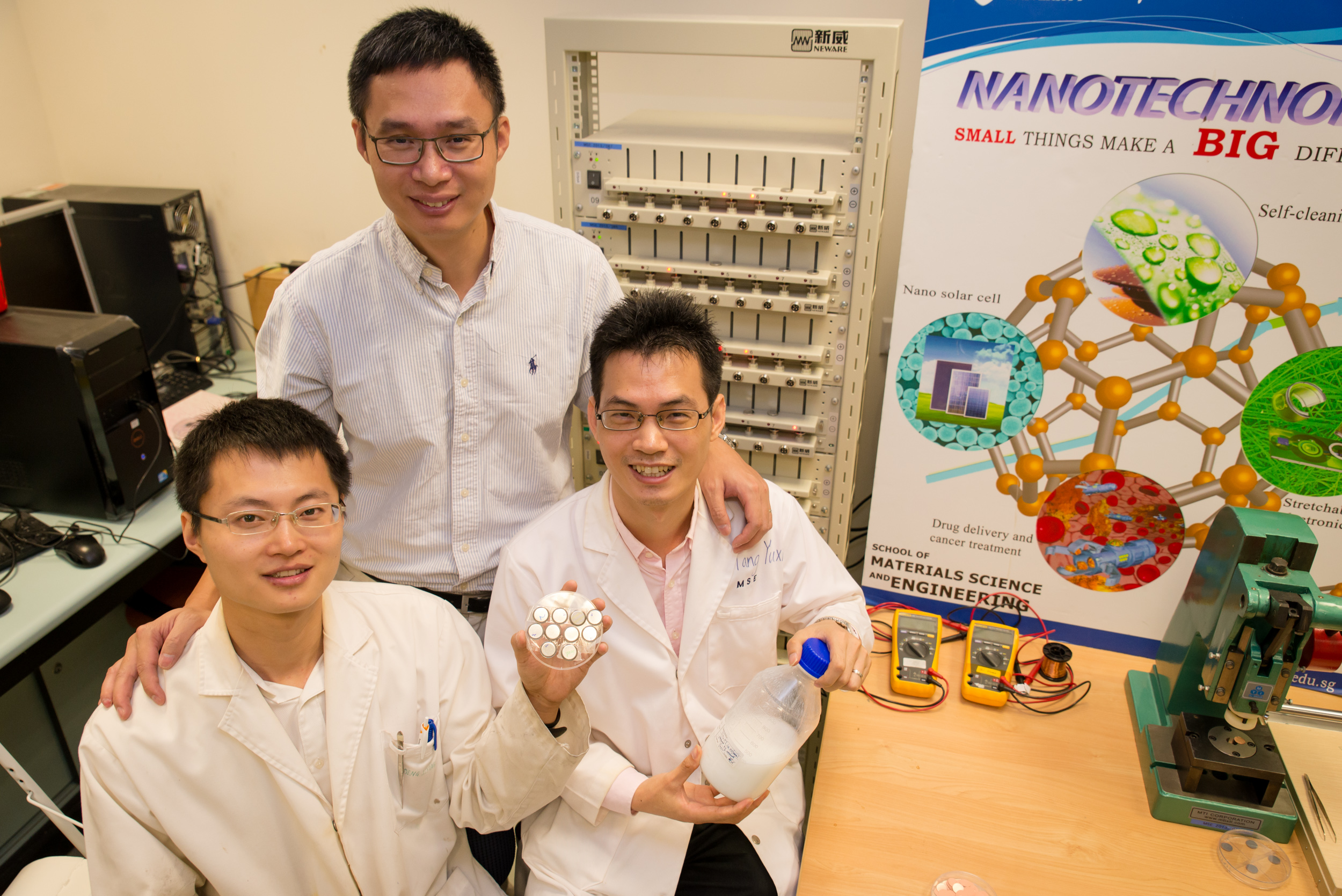 Is this nanotech battery really the 'next big…