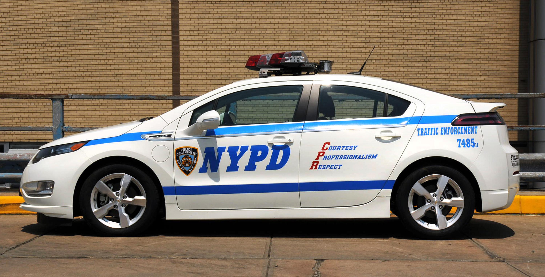 Volt Police Car