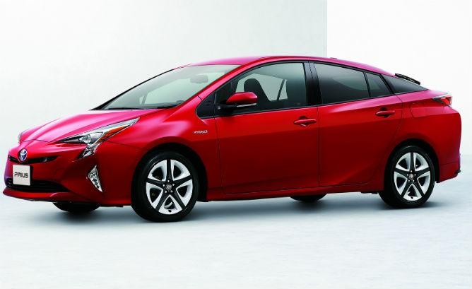 Toyota prius horsepower