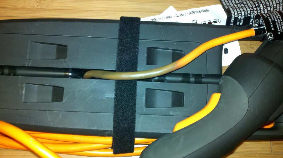 Taking Care When Plugging In The Chevy Volt Gm 2012 Fuse Box One