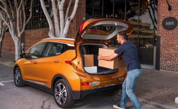 maven says uber and lyft drivers love chevy bolt gm volt chevy volt electric car site gm. Black Bedroom Furniture Sets. Home Design Ideas