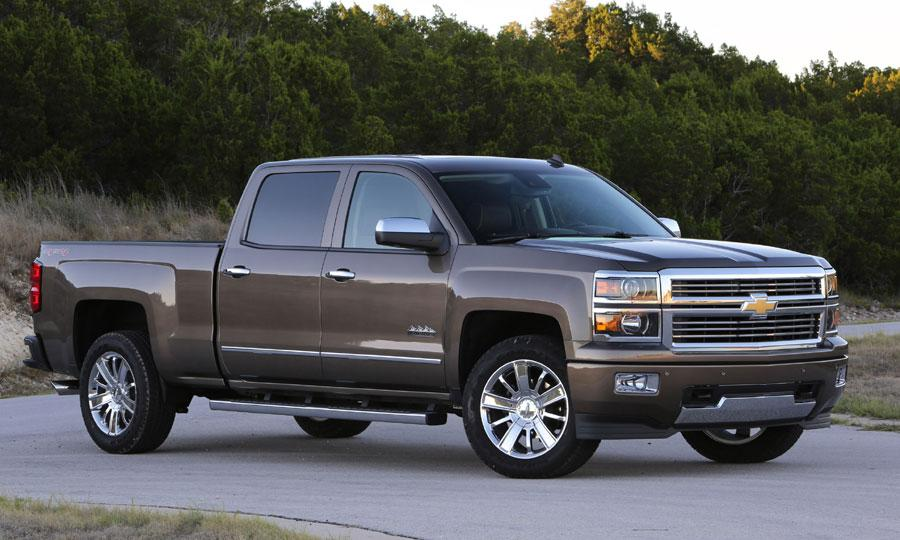 Could GM and Ford electrify their Silverado a…