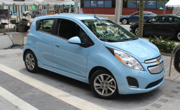 While limited market, the Chevy Spark EV shared user data and hardware which helped build the Bolt EV.