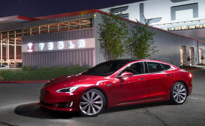 Energy density in a 2011 Leaf battery pack was ~ 80 kWh/kg, and in a Model S it is ~ 130 kWh/kg. Projected Li-S energy density ranges from ~ 200 Wh/kg to ~ 450 Wh/kg at the pack level. Thus, one might expect a factor of 2-3 more gravimetric energy density for Li-S at pack level than for Model S. The cost of Li-S at the target of $100/kWh is likely to be lower than Tesla's cost for Li-ion batteries in the Model S, though their cost now and in the future is not definitively known.