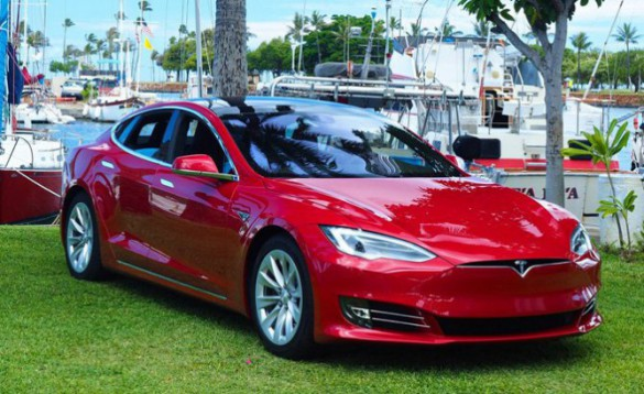Just facelift, the Tesla Model S was introduced in summer 2012, and has been updated on the fly, The automaker has other issues with states however, and a few have restrictions on its factory direct sales practice. Tesla's website incentive page is a source for more info.