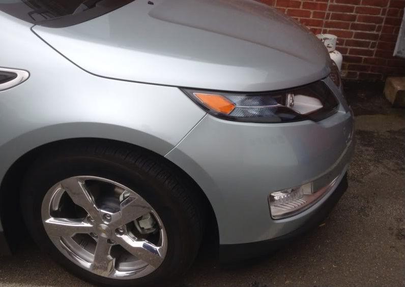 Chevy Volt Paint Color Issues Gm Volt Chevy Volt