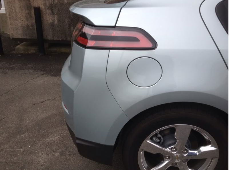 Chevy Volt paint color issues - GM-VOLT : Chevy Volt Electric Car ...