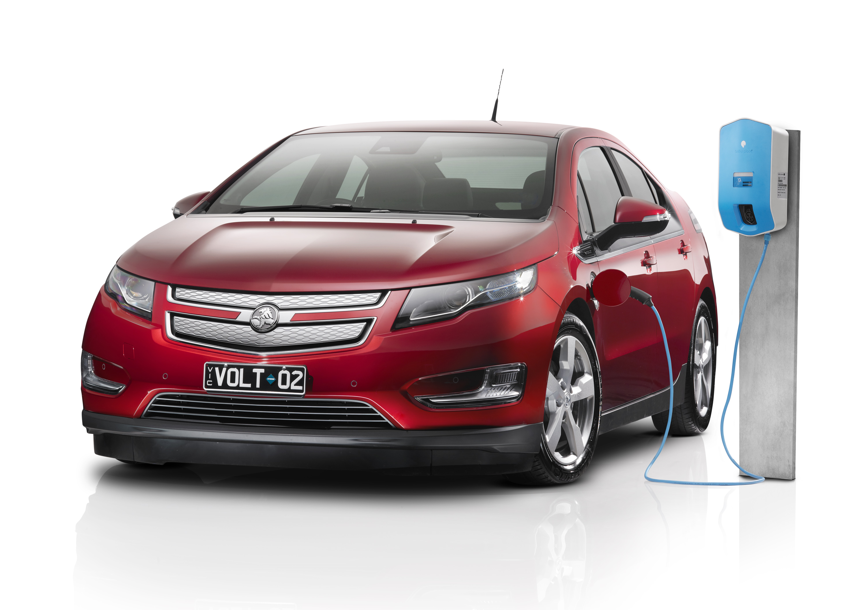 Holden Will Pay For Volt