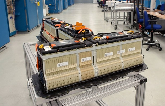 Chevrolet Volt Will Utilize 104 KWH of Battery to Achieve EV