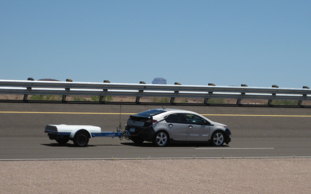 Chevrolet Volt Hot Weather Testing Update