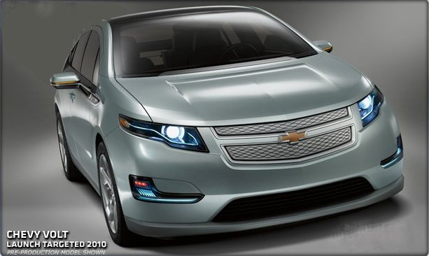 chevy volt 2010. It looks like we may be on the