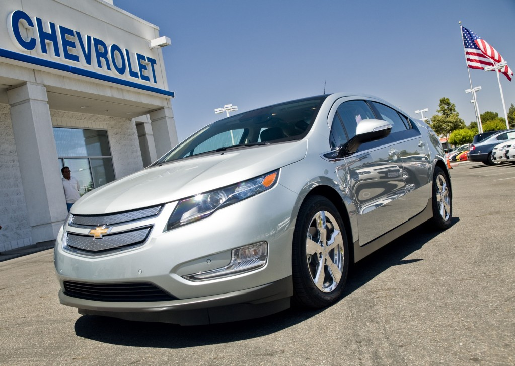 Chevrolet Volt Lease Terms Gm Volt Chevy Volt Electric Car Site