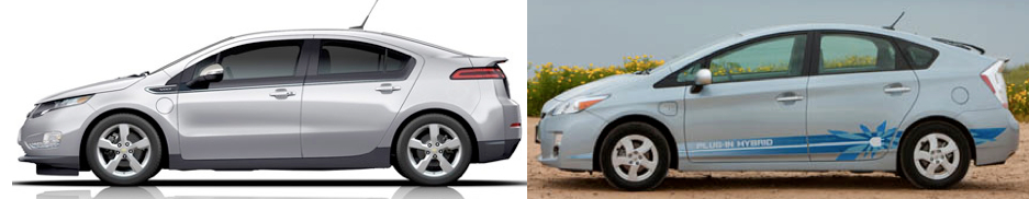 I Was Very Curious To See How The New Prius Would Stack Up Volt Especially Since It Has A Much Smaller Battery And Price Tag
