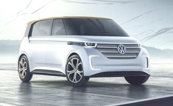 Volkswagen Embraces EVs So You'll Forget Dies…