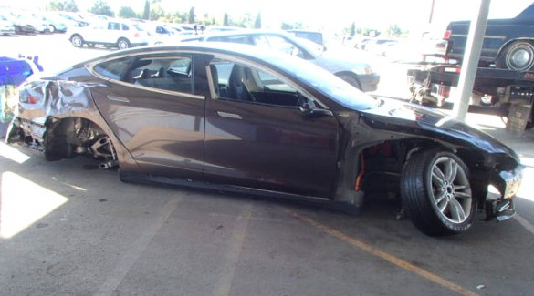 Leech observed too many Teslas for his comfort have wheels broken off. It has been suggested some unsolved accidents may have been caused by suspensions failing at a critical moment. Proving this would be another matter, but Leech said NHTSA should perform a thorough investigation. Some of Leech's critics have countered by saying similar auction searches for other brands of cars would lead to similar pictures of broken suspension parts. Leech observed too many Teslas for his comfort have wheels broken off. It has been suggested some unsolved accidents may have been caused by suspensions failing at a critical moment. Proving this would be another matter, but Leech said NHTSA should perform a thorough investigation. Some of Leech's critics have countered by saying similar auction searches for other brands of cars would lead to similar pictures of broken suspension parts.