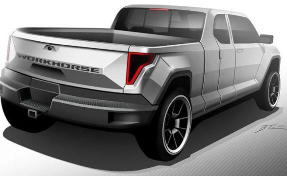 Workhorse-pickup-668x409 - GM-VOLT : Chevy Volt Electric Car