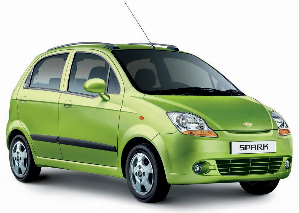 X07CH SP013IN Máy đề xe Spark chính hãng GM