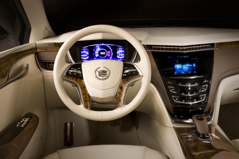 Cadillac XTS Platinum Plug-in Hybrid - GM-VOLT : Chevy Volt Electric
