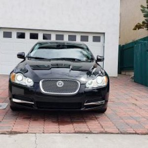 My money pit jaguar XF